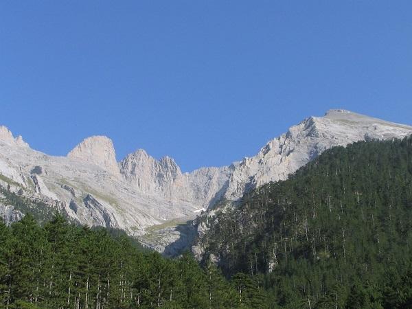 Olympos Dağı