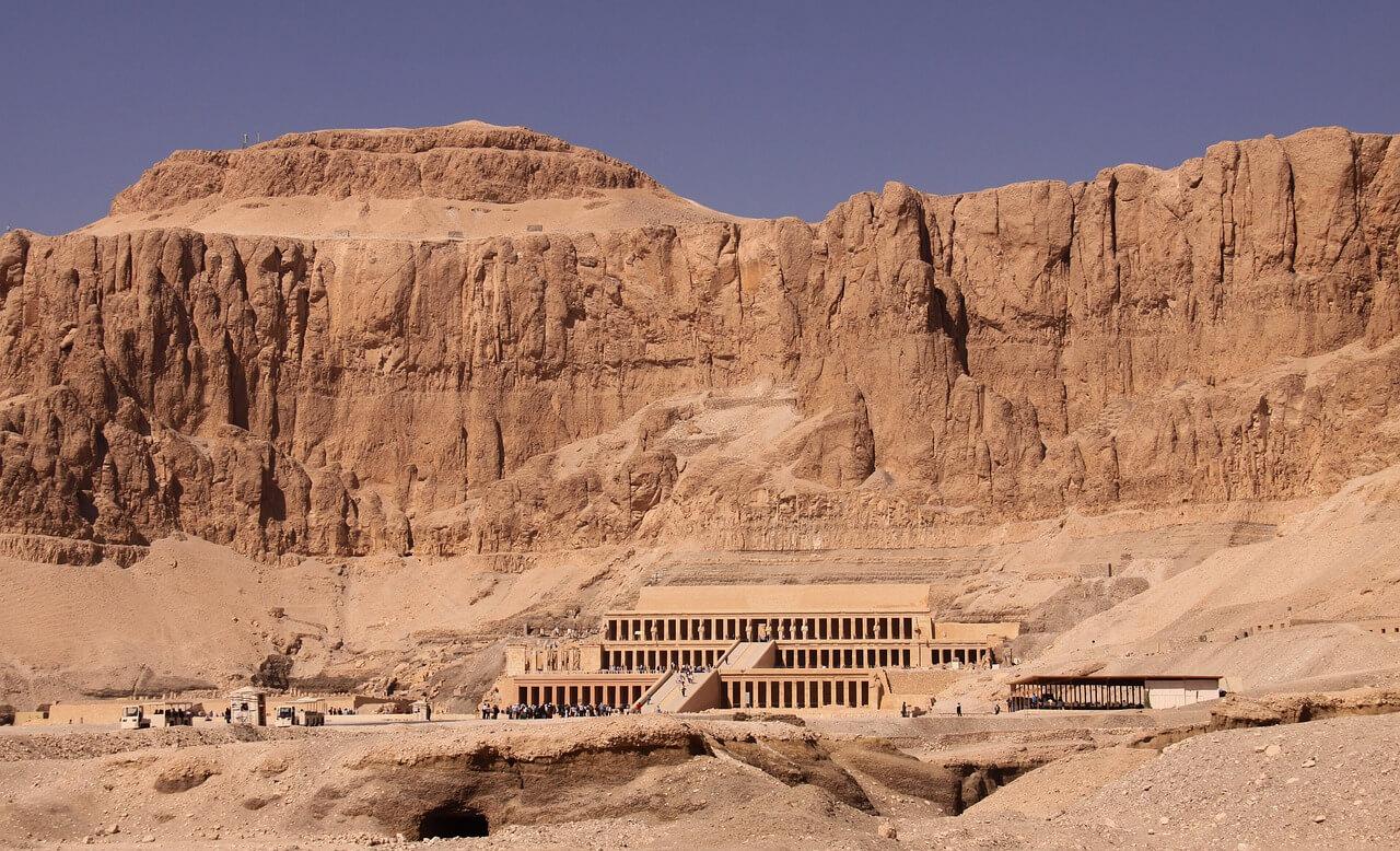Haçepsut Tapınağı