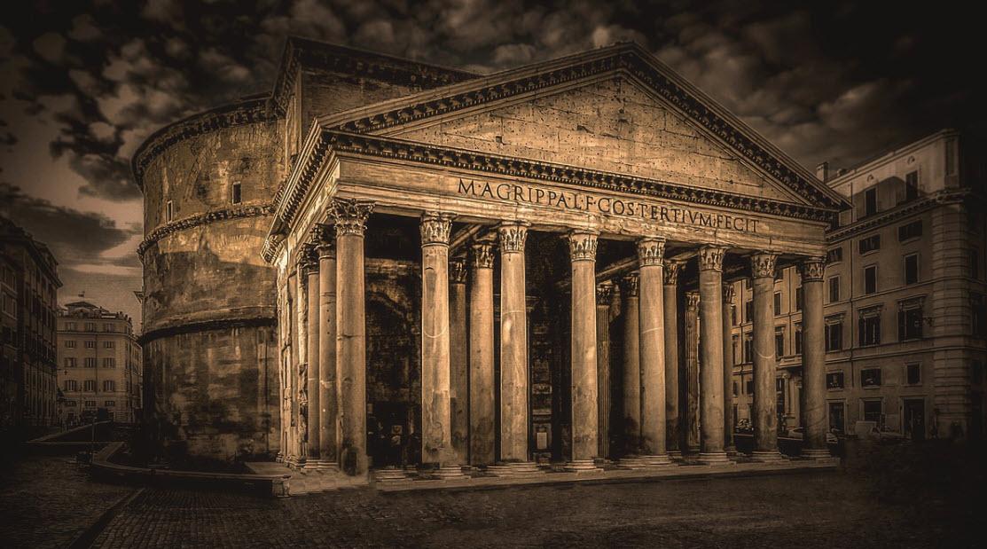 Pantheon Tapınağı