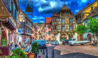 Alsas (Alsace) Nerededir? Coğrafi özellikleri ve Alsas (Alsace) Tarihi