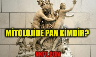 Eski Yunan Mitolojisinde Pan