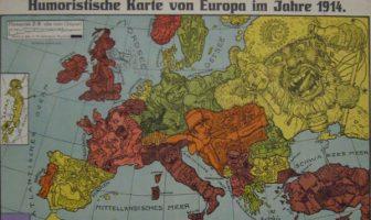 Birinci Dünya Savaşı Propaganda Haritaları