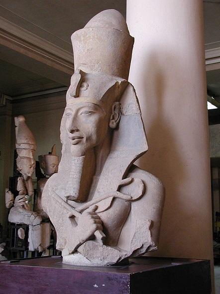 Akhenaton (IV. Amenhotep)