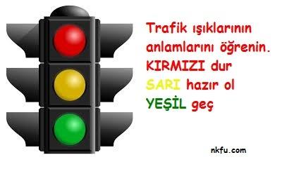 Yayalar İçin Trafik Kuralları