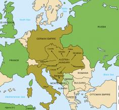 Tarafsız Devletlerin 1. Dünya Savaşı'na Girmesi