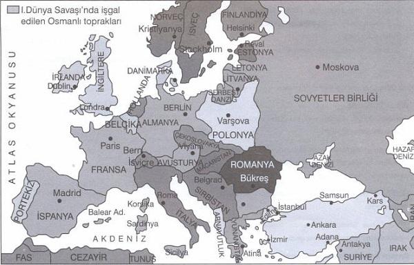 1-dunya-savasindan-sonra-harita