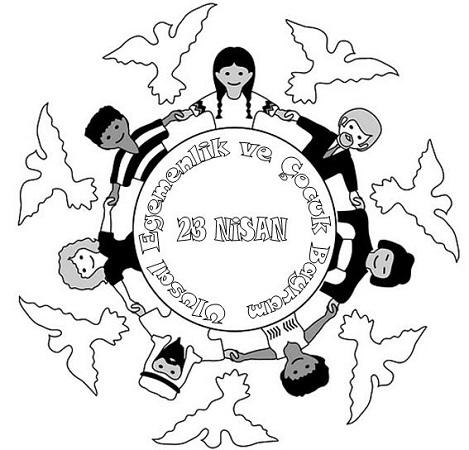 Okul Oncesi Boyama Sayfalari Egitimhane Ust Ev Boyama Sayfasi