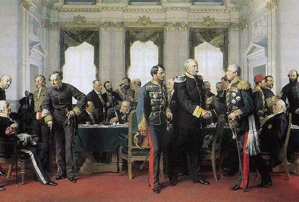 Berlin Antlaşması'ndan Sonra Osmanlı Devleti