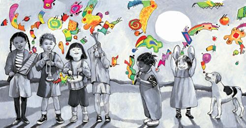 Dünya Çocuk Günü Resimleri
