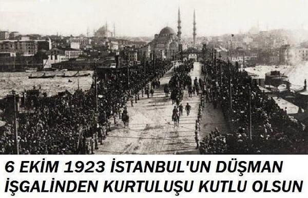 İstanbul'un Kurtuluşu