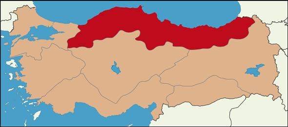 Karadeniz Bölgesi