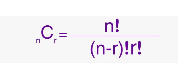 Kombinasyon Formülleri – Hesaplaması – Özellikleri
