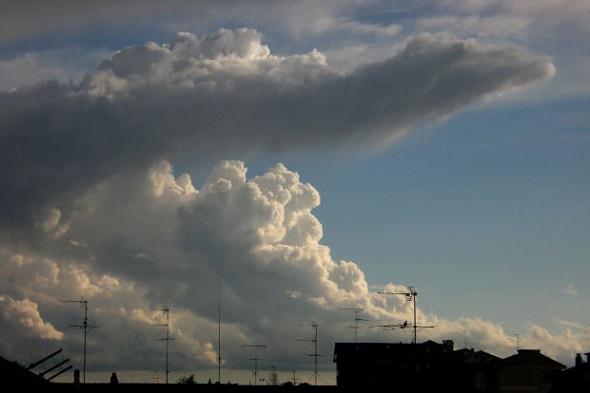 Kümülüs Bulutları