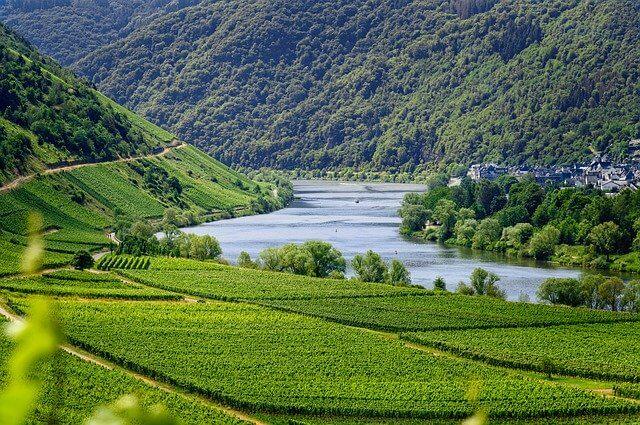 Moselle Irmağı