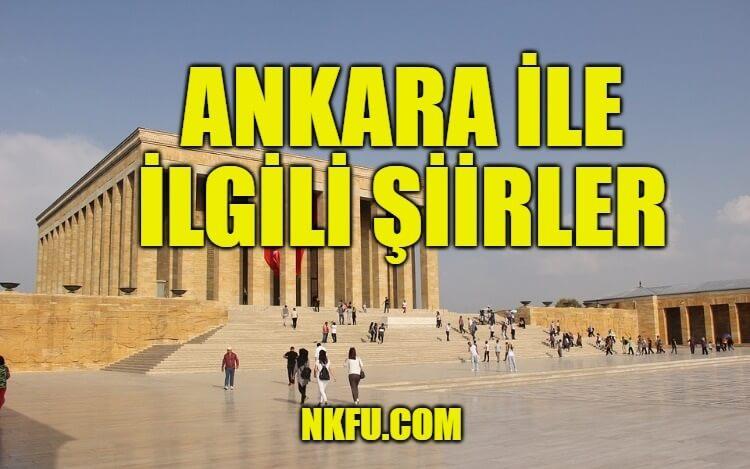 Ankara Şiirleri
