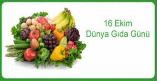 Dünya Gıda Günü – Şiirler