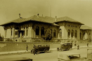 İlk TBMM Binası