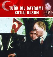 Türk Dil Bayramı Görselleri