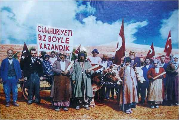 29 Ekim - Cumhuriyet Bayramı