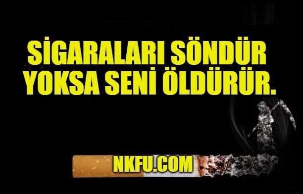 Sigara Slogan