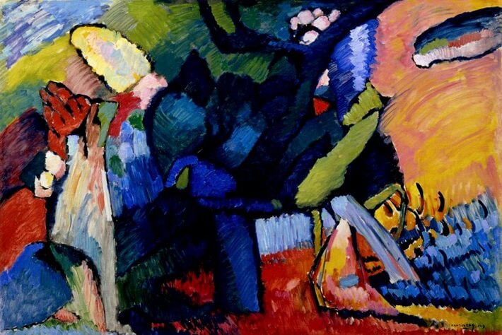 Wassily Kandinsky Eserleri - Foto Galeri