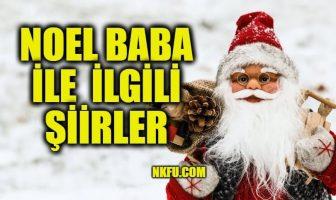 Noel Baba İle İlgili Şiirler