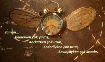 Zaman Sana Uymazsa Sen Zamana Uy
