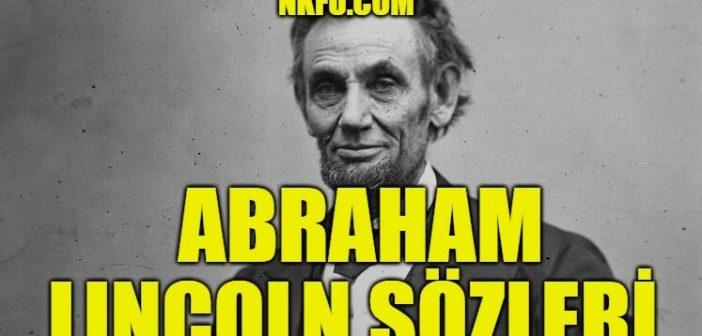 Abraham Lincoln Sözleri, Saygı Duyulan Başkandan İlham Veren Anlamlı Sözler