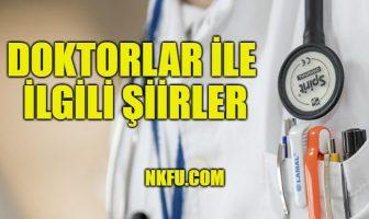 Doktorlar İle İlgili Şiirler