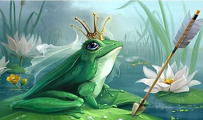 Kurbağa Prens Masalı