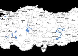 Türkiye'nin İlleri Nelerdir? Harf Sırasına, Plaka Koduna ve Bölgelerine Göre Türkiye'nin Şehirleri (İlleri)
