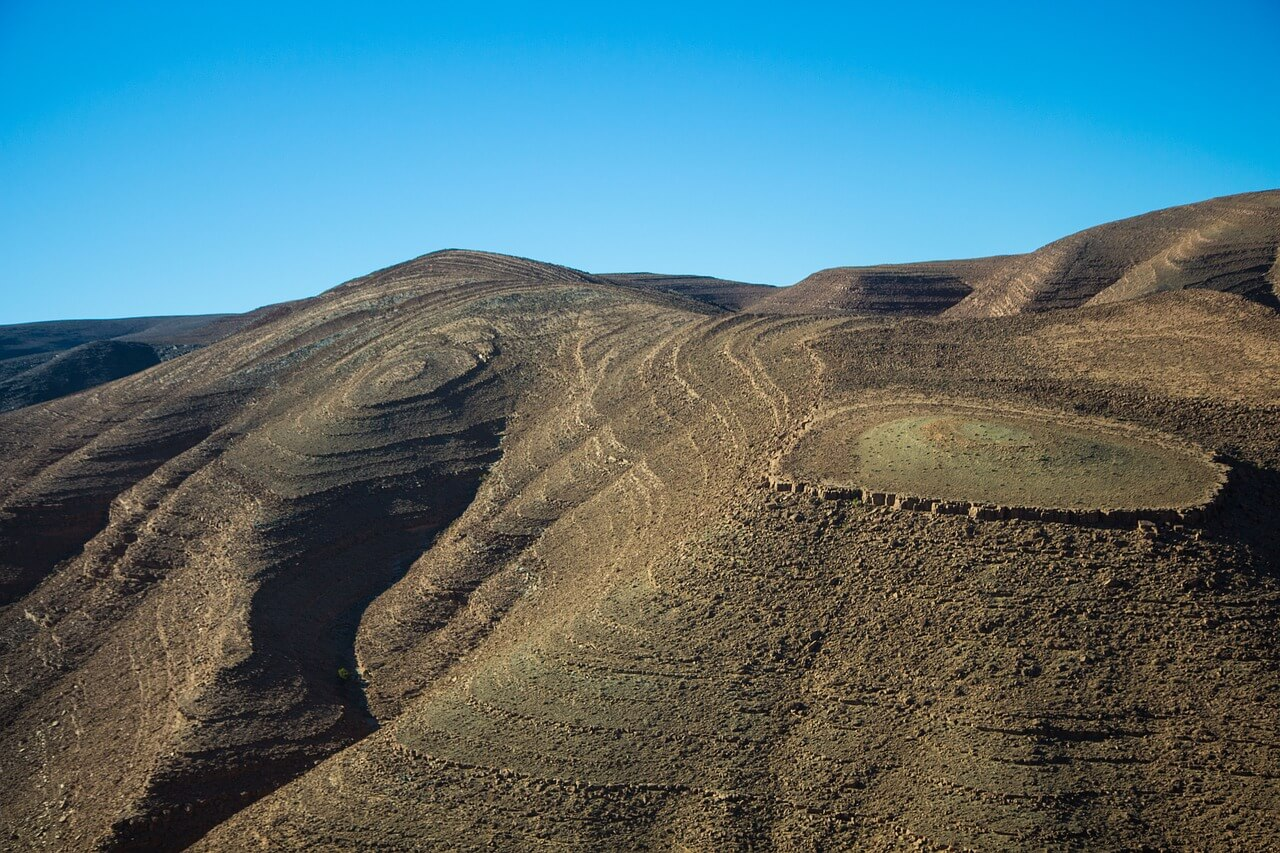 Atlas Dağları - Sahara - Fas