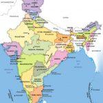 Hindistan Haritası