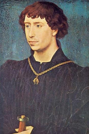 Bourgogne Dükü Charles le Téméraire