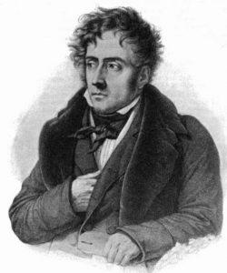 François Rene de Chateaubriand