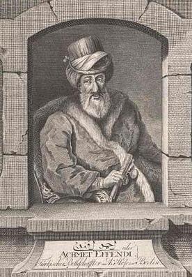 Ahmet Resmi Efendi