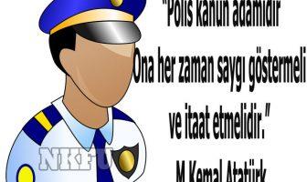 Polisler İle İlgili Sözler