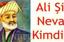 Ali Şir Nevai Kimdir?