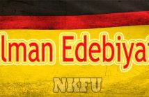 Alman Edebiyatı