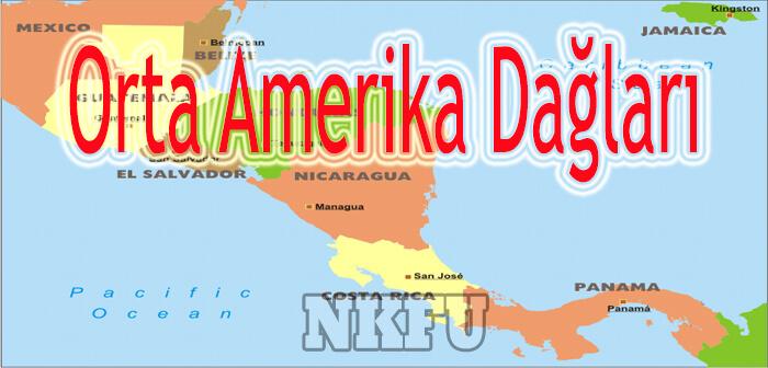 Orta Amerika Dağları