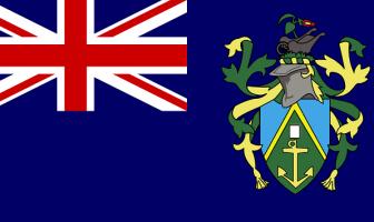Pitcairn Adası Bayrağı