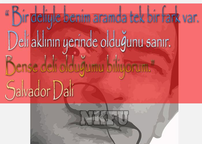 Salvador Dali Sözleri