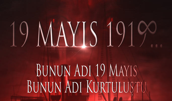 19 Mayıs İle İlgili Slogan