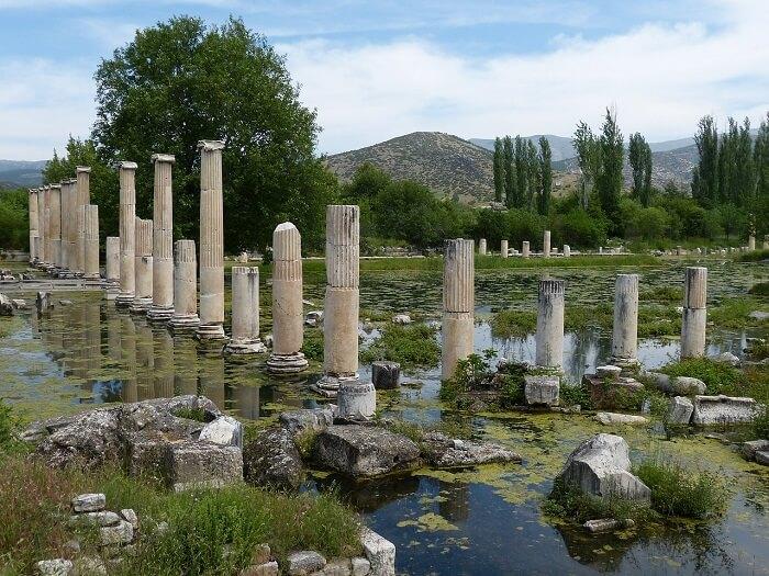 Afrodisyas (Aphrodisias) Antik Kenti