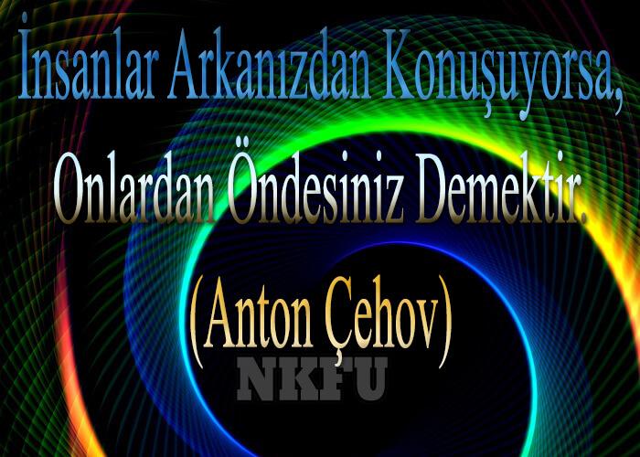 Akıllı Sözler (Anton Çehov)