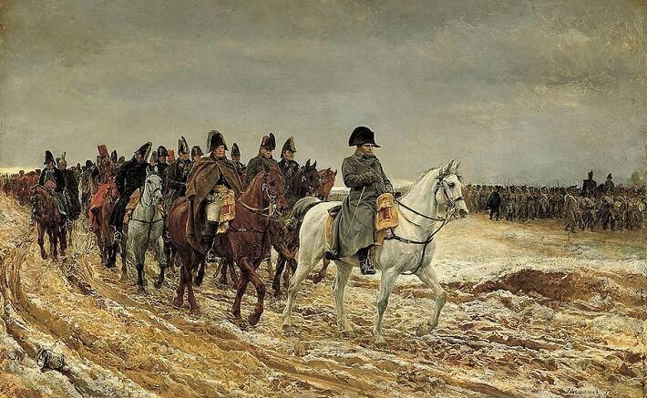 Jean-Louis-Ernest Meissonier Eserleri