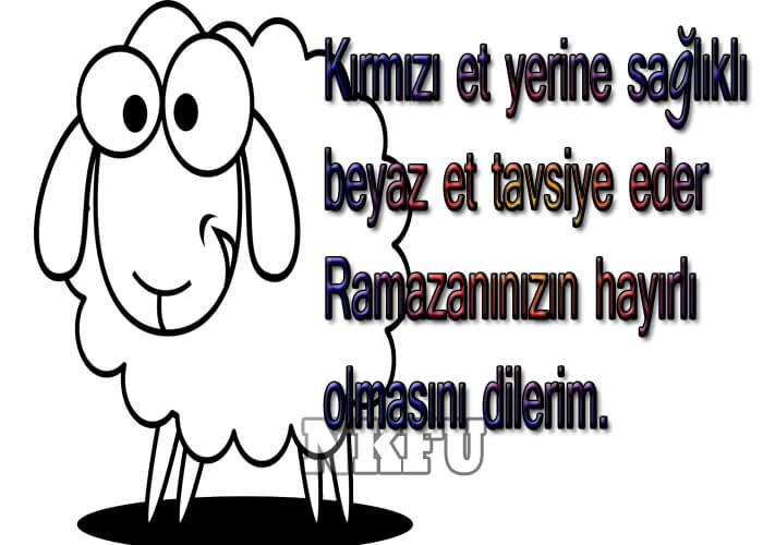 Komik Ramazan Mesajları