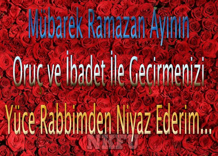 Resimli Ramazan Mesajları