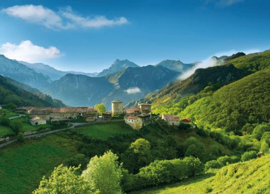 Asturias Nerededir? Hakkında Bilgi