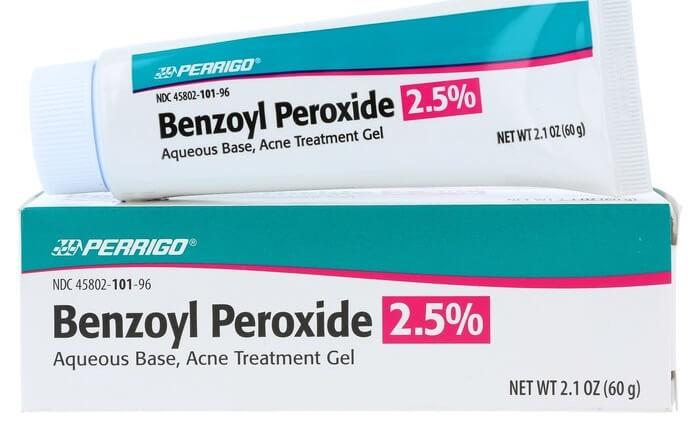 Benzoil Peroksit Krem
